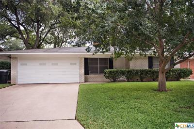 Temple Single Family Home For Sale: 3218 Lawnwood