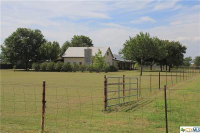 Guadalupe County Single Family Home For Sale: 2205 Field