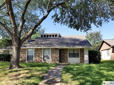 Temple Single Family Home For Sale: 2201 Ranch Road
