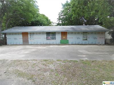 Nolanville Multi Family Home For Sale: 402 4th