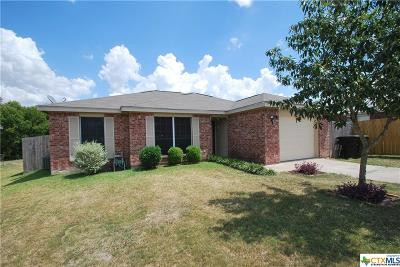 Temple TX Single Family Home For Sale: $93,500