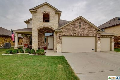 Temple Single Family Home For Sale: 1139 Fawn Lily