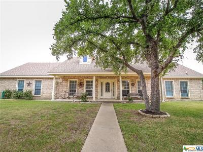 Salado Single Family Home For Sale: 1209 Mourning Dove Court
