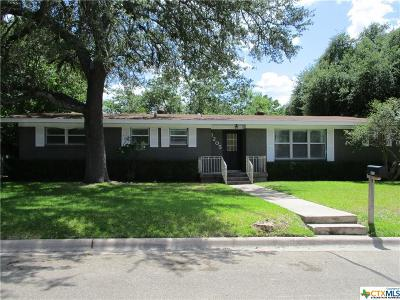 Temple Single Family Home For Sale: 3205 Elm