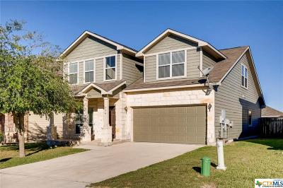 Cibolo Single Family Home Pending Take Backups: 556 Slippery Rock