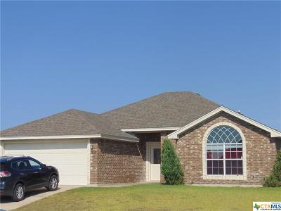 Nolanville Single Family Home For Sale: 315 Sims Ridge