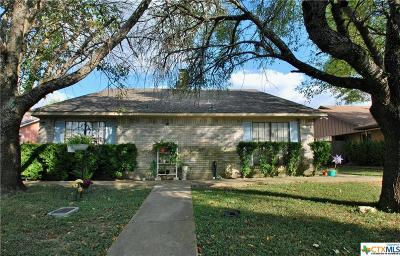 Single Family Home For Sale: 5117 Davy Crockett