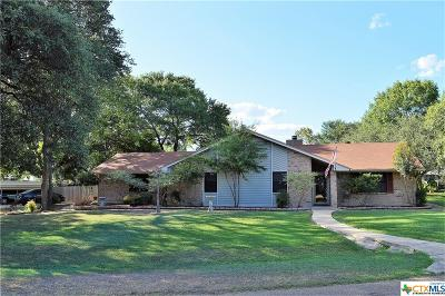 Belton Single Family Home For Sale: 110 Woodland Trail