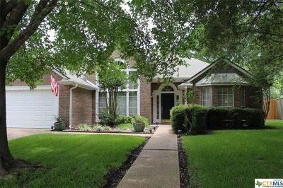 Temple Single Family Home For Sale: 5001 Covington Lane
