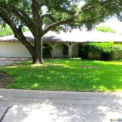 Temple Single Family Home For Sale: 4613 Spanish Oak Road