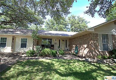 Belton Single Family Home For Sale: 5 Buffalo Bill Drive