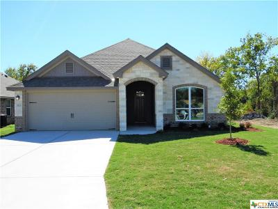 Temple TX Single Family Home Pending w/Option: $235,790
