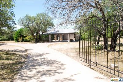 Kempner Single Family Home For Sale: 3450 Ivy Gap