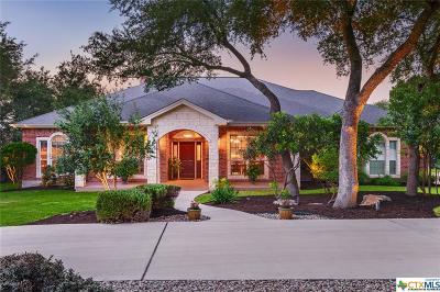San Marcos Single Family Home Pending Take Backups: 2810 Summit Ridge