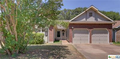 Austin Single Family Home For Sale: 12512 Hunters Chase