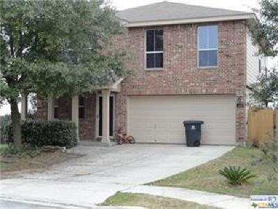 New Braunfels Rental For Rent: 3348 Falcon Grove