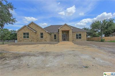 Bell County Single Family Home For Sale: 1018 Deer Crossing