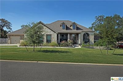 Belton Single Family Home Pending Take Backups: 521 Archstone Loop