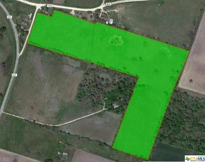 Milam County Residential Lots & Land For Sale: Tract 1 County Road 406