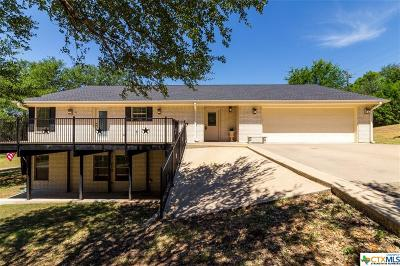 Belton Single Family Home For Sale: 2113 Red Rock