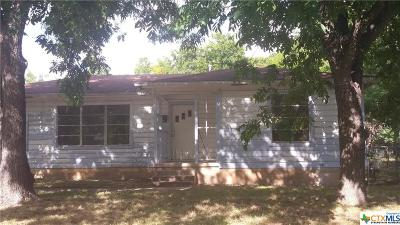 Killeen TX Single Family Home For Sale: $21,000
