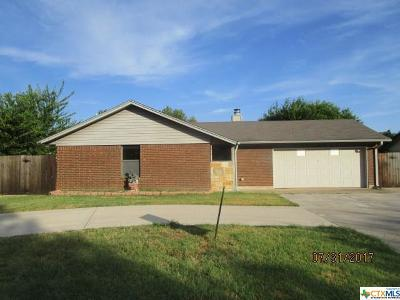 Copperas Cove Single Family Home For Sale: 1004 4th Street