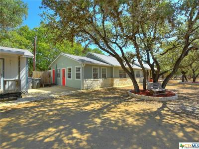 Wimberley Single Family Home Pending Take Backups: 300 Lange