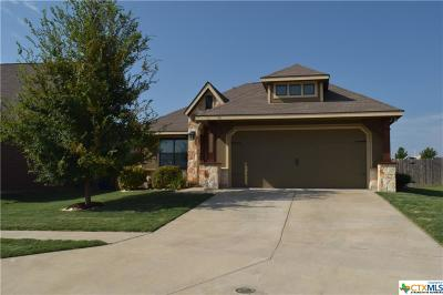 Killeen TX Single Family Home For Sale: $144,900