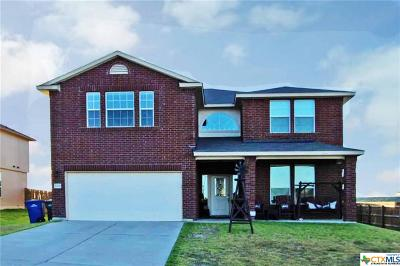 Copperas Cove Single Family Home For Sale: 2008 Mike Drive