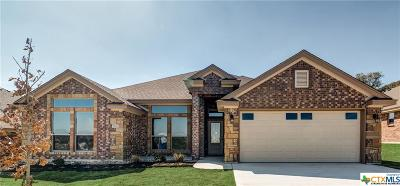 Killeen Single Family Home For Sale: 7607 Obsidian