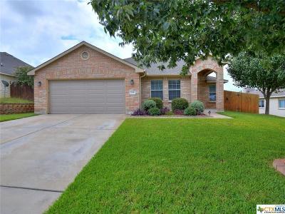 Harker Heights Single Family Home For Sale: 208 Ponderosa