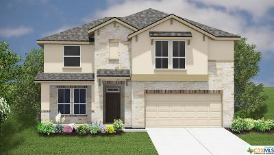 New Braunfels Single Family Home For Sale: 2158 Flintshire Drive