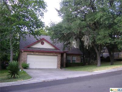 San Marcos TX Single Family Home For Sale: $269,000