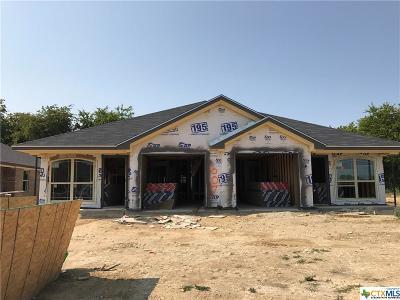 Killeen Multi Family Home Pending Take Backups: 607 Sladecek Drive #A & B