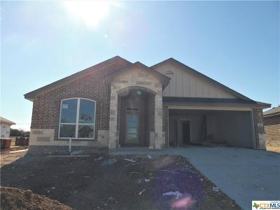 Belton TX Single Family Home For Sale: $189,900