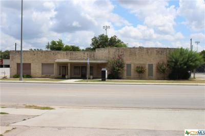 Lampasas Commercial For Sale: 401 N Key Avenue