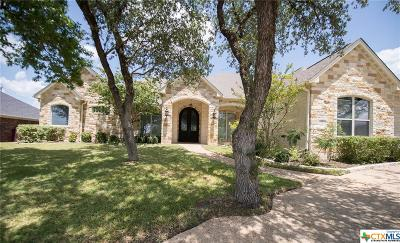 Harker Heights Single Family Home For Sale: 303 Prospector
