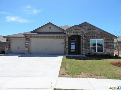 Belton TX Single Family Home For Sale: $231,500