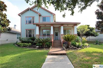 Kyle TX Single Family Home Pending Take Backups: $295,000