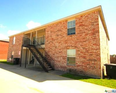 Killeen Multi Family Home For Sale: 2702 Garland Drive