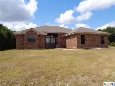 Kempner Single Family Home For Sale: 3409 Upton Drive