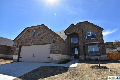 Killeen Single Family Home For Sale: 2714 John Helen