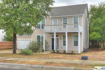 San Marcos TX Single Family Home For Sale: $259,900
