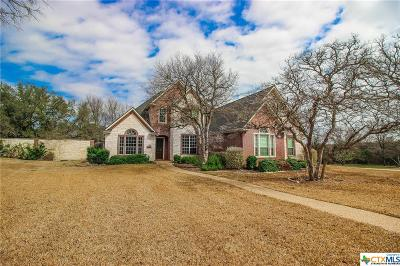 Belton Single Family Home For Sale: 1202 Point Ct.