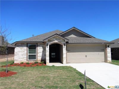 Belton TX Single Family Home For Sale: $226,900