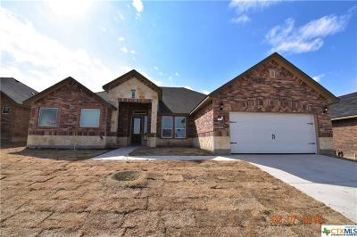 Killeen Single Family Home For Sale: 2802 John Helen