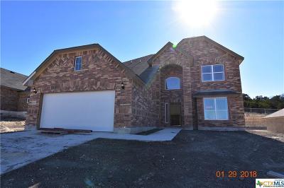 Killeen Single Family Home For Sale: 2806 John Helen