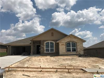 Killeen Single Family Home For Sale: 7604 Blue Nile