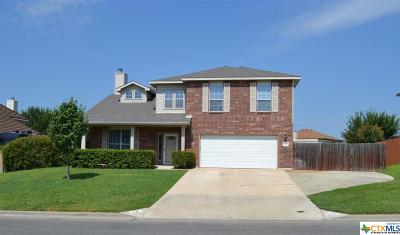 Harker Heights TX Single Family Home For Sale: $199,950