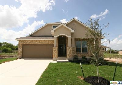 Cibolo Single Family Home For Sale: 604 Morgan Run